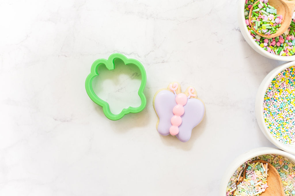 Spring Butterfly Cookie Cutter