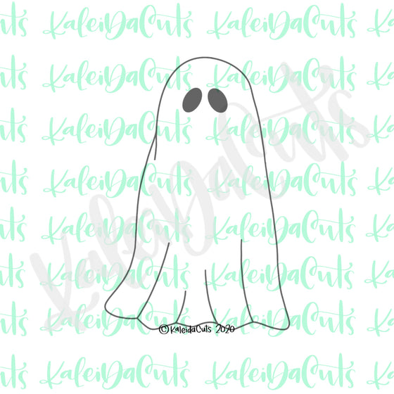 Sheet Ghost Cookie Cutter