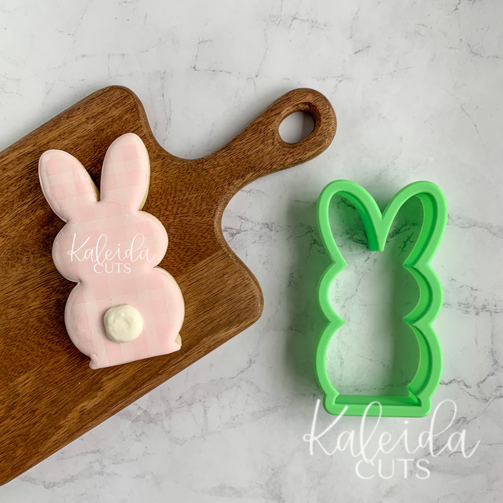 Tall Easter Bunny Cookie Cutter
