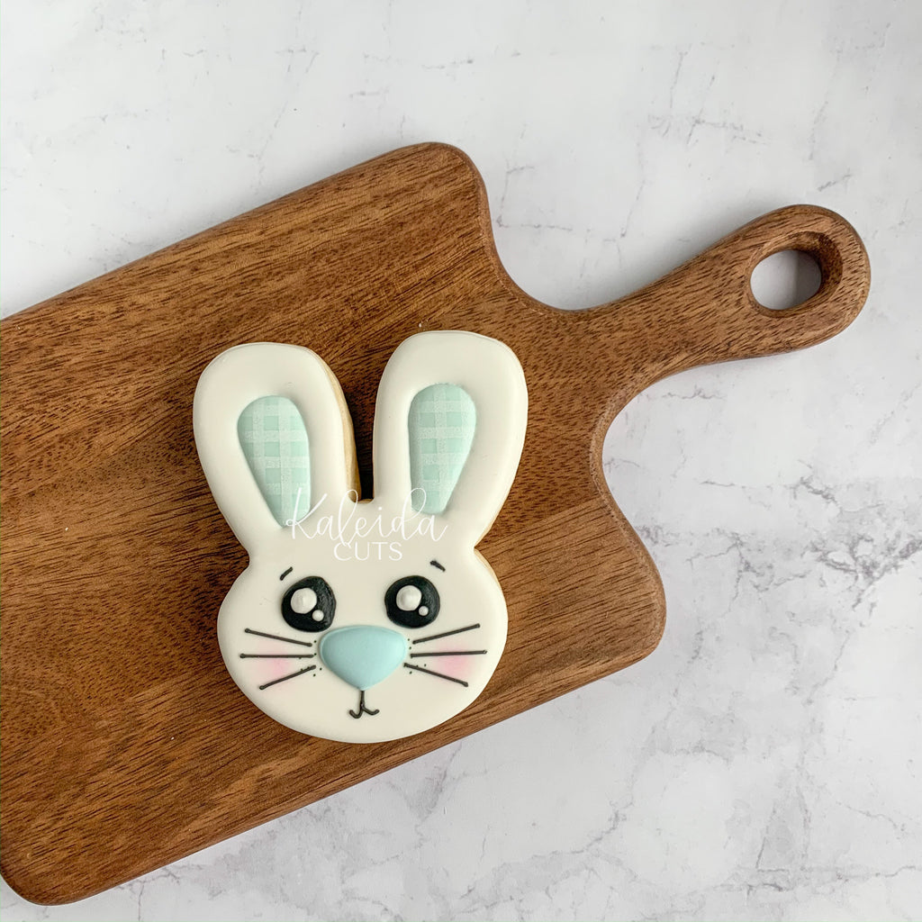 Bunny Face 2019 Cookie Cutter