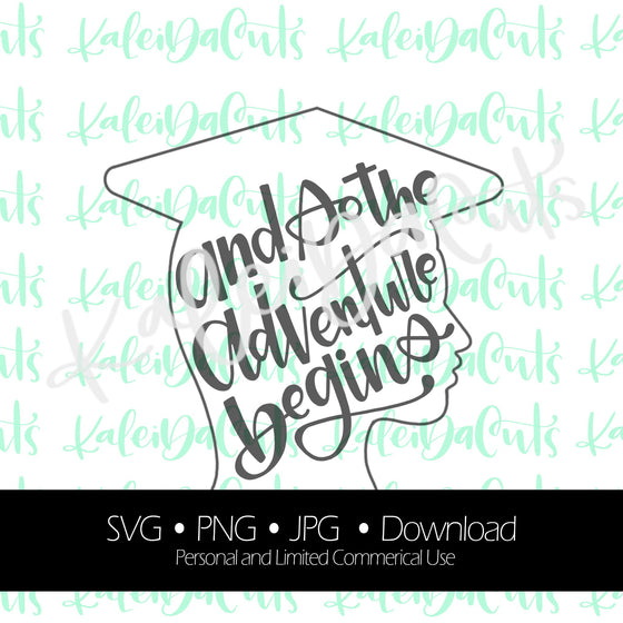 Grad Gal 1 Lettering Digital Download.