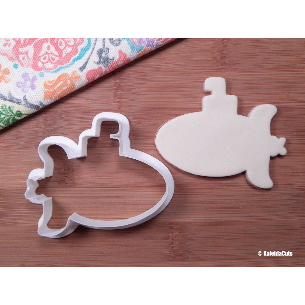 Submarine Cookie Cutter