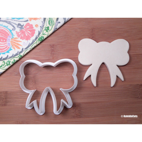 Bow 2 Cookie Cutter
