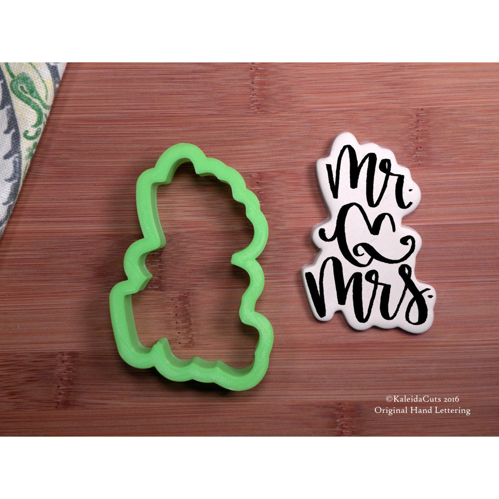 Mr. and Mrs. Cookie Cutter