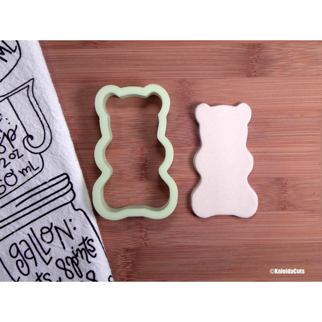 Gummy Bear Cookie Cutter