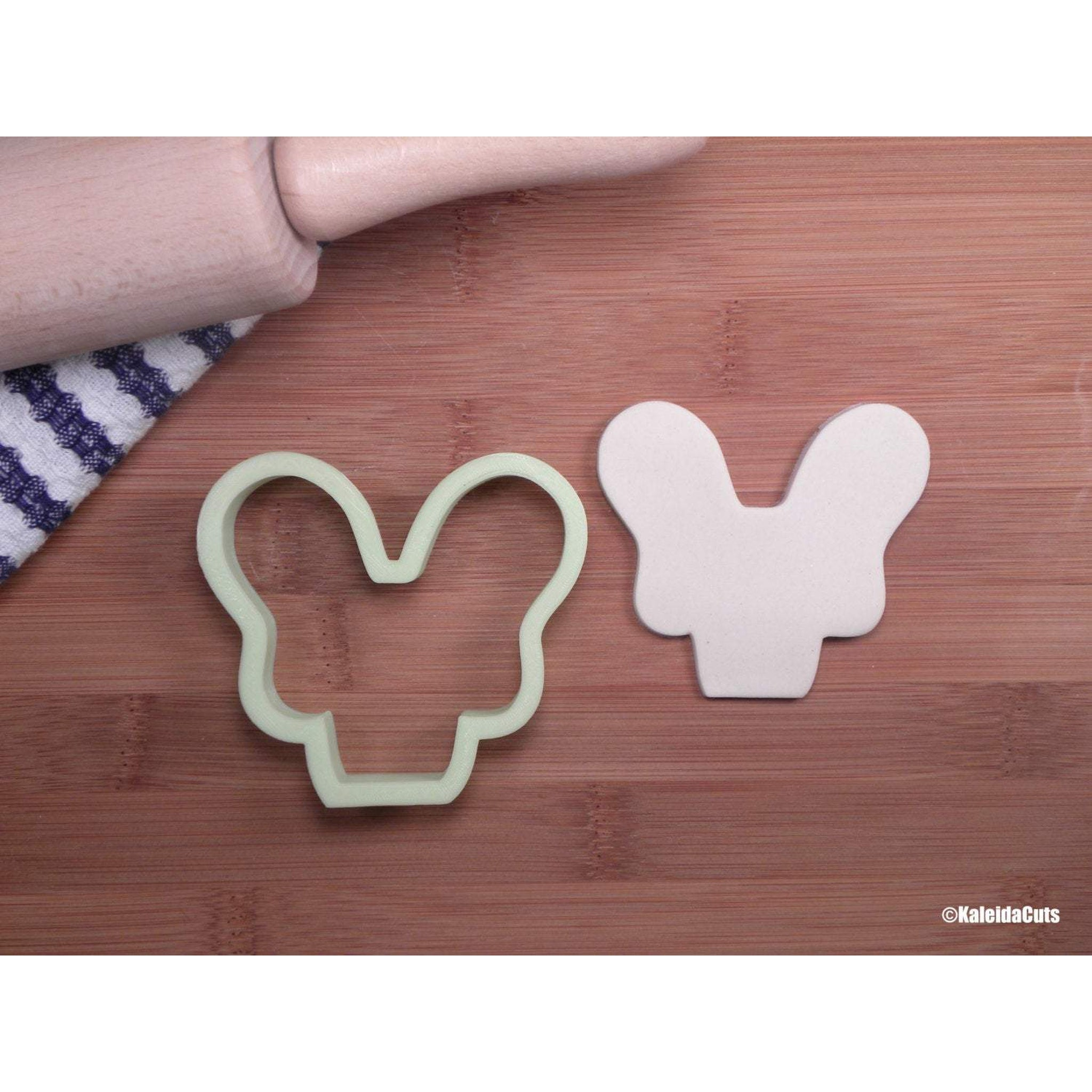 Butterfly Animals Collection Cookie Cutter 3D Printed Mini and Standard Sizes