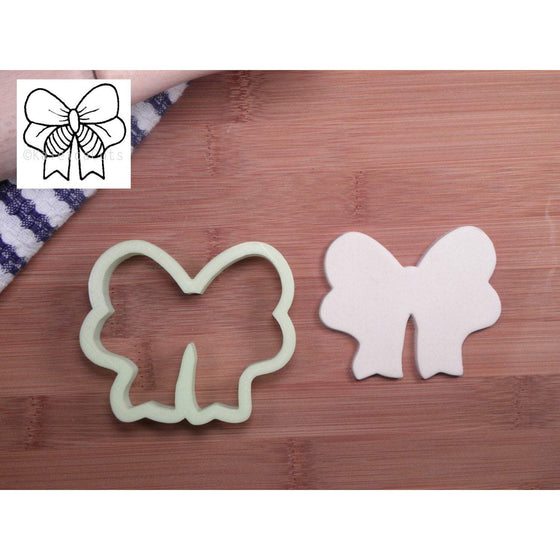 Bow 3 Cookie Cutter