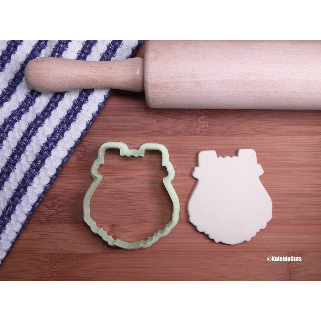 Girly Romper Cookie Cutter