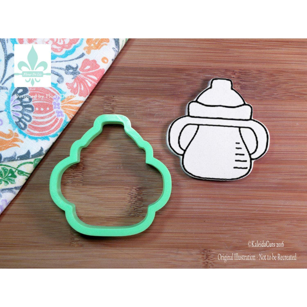 Sippy Cup 1 Cookie Cutter