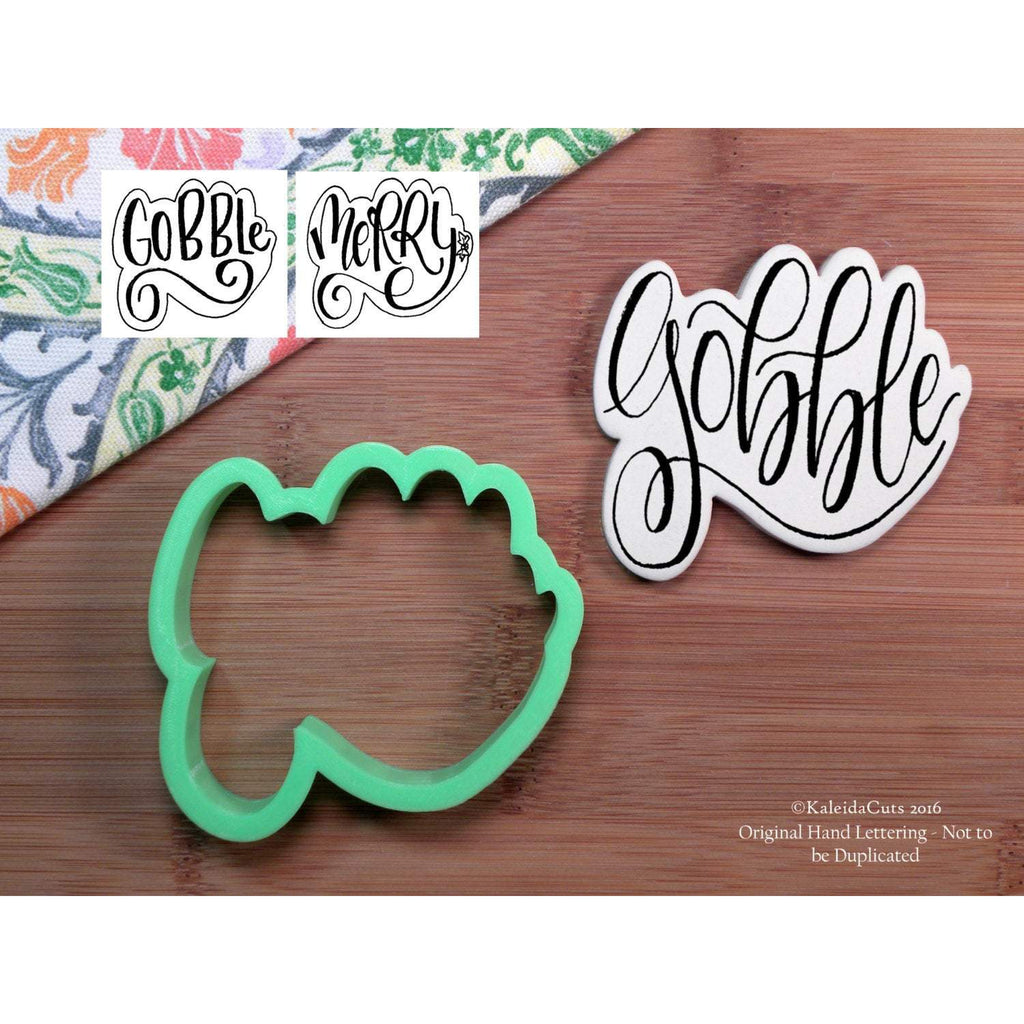 Gobble 1 Cookie Cutter