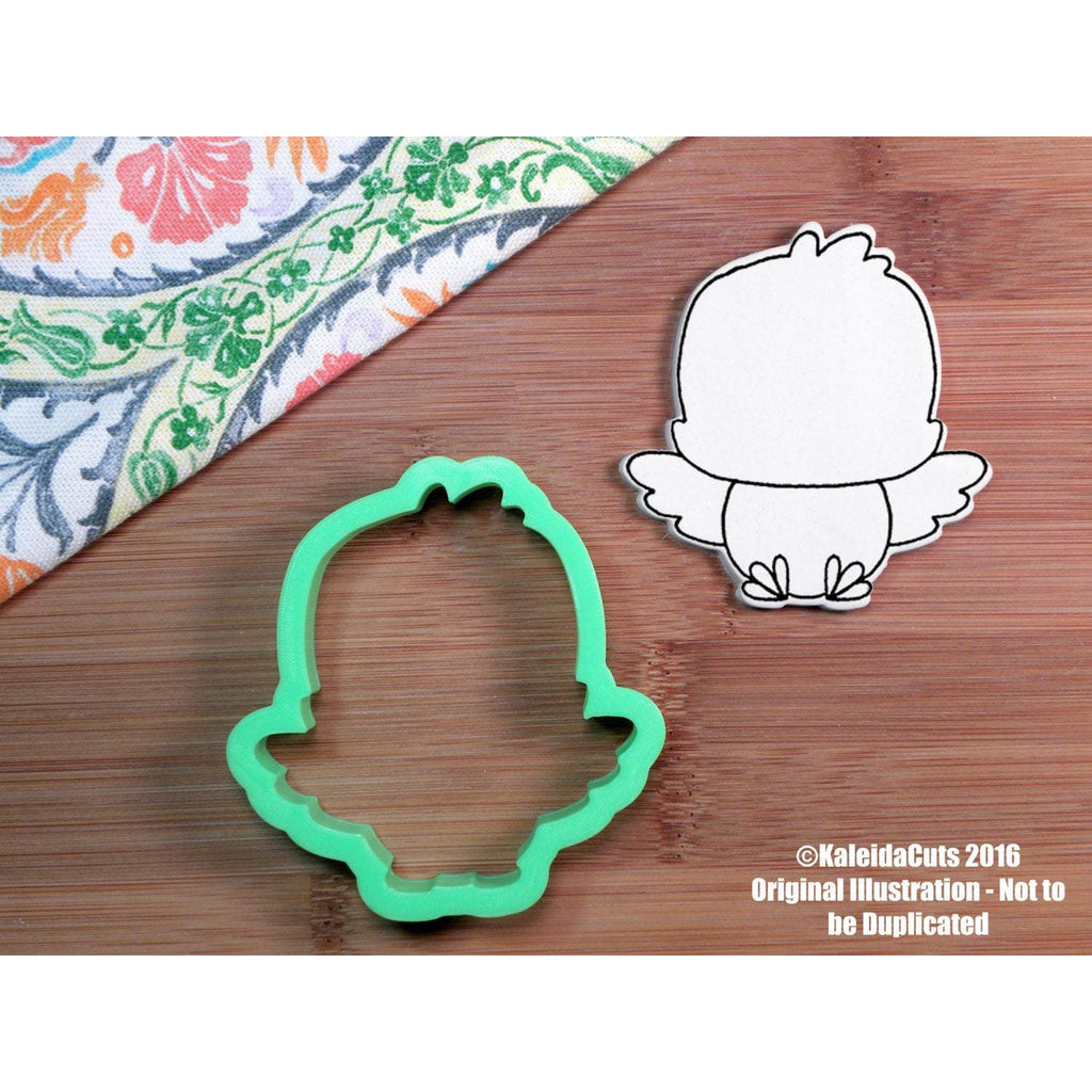 Sitting Chick Cookie Cutter
