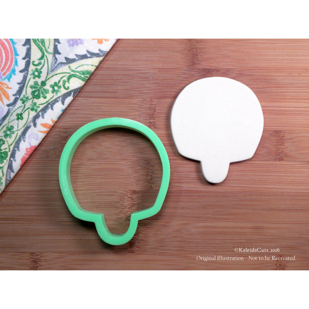 Chubby Popsicle Cookie Cutter
