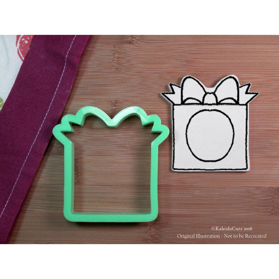 Present 1 Cookie Cutter