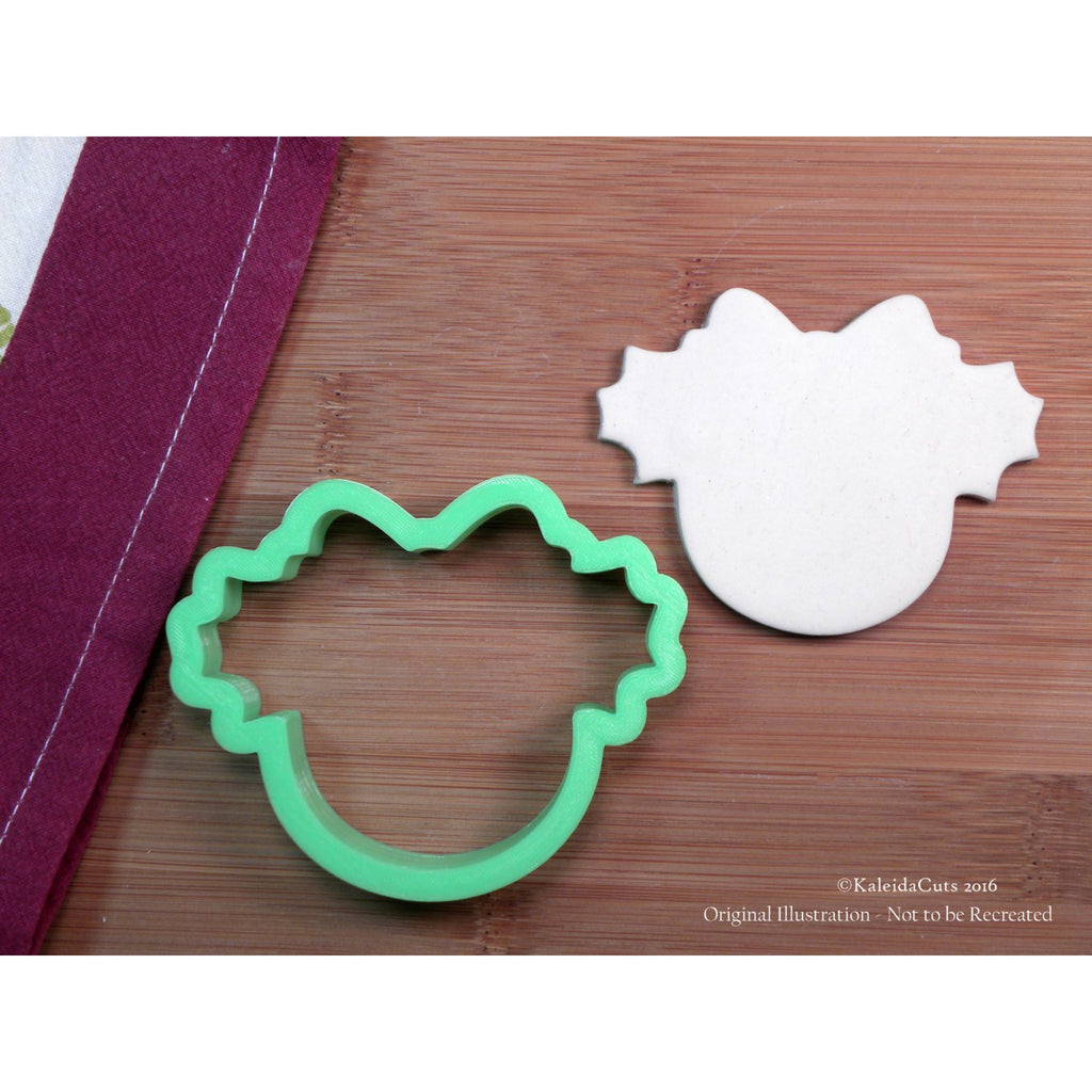 Holly Ornament Cookie Cutter