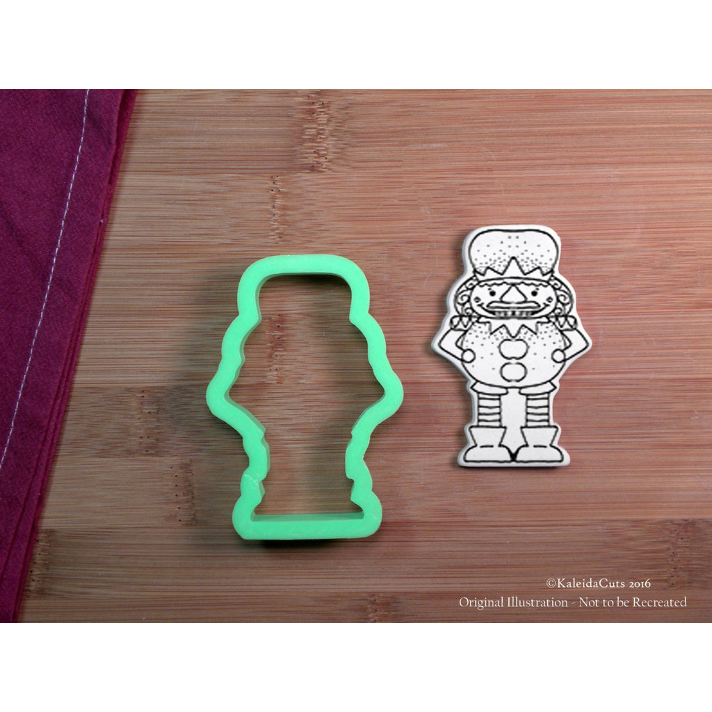 Nutcracker Cookie Cutter