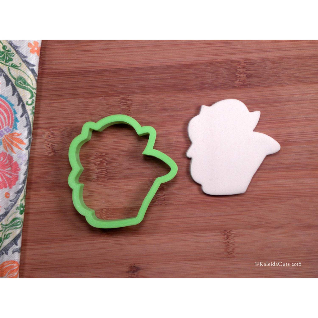 Water Can Bouquet Cookie Cutter