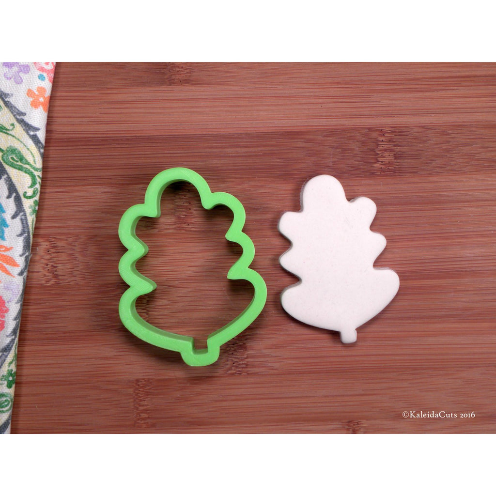 Leaf 2 Cookie Cutter