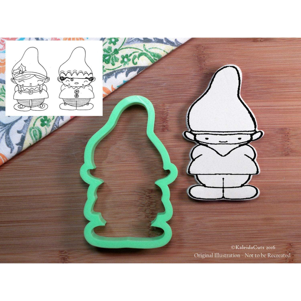 Gnome Cookie Cutter