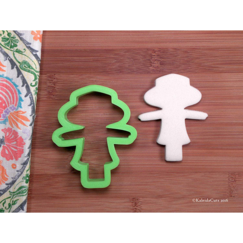 Scarecrow Boy Cookie Cutter