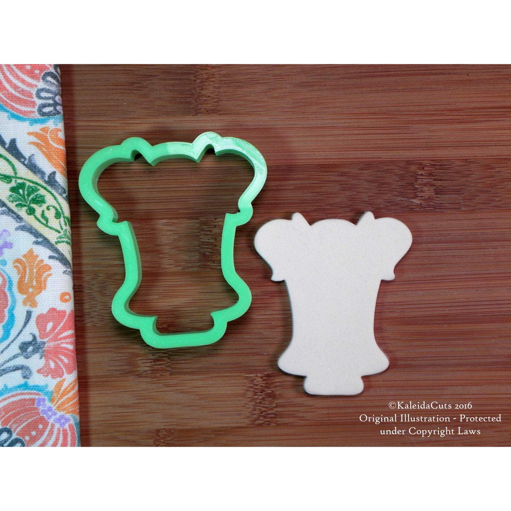 Girl Ghost Cookie Cutter