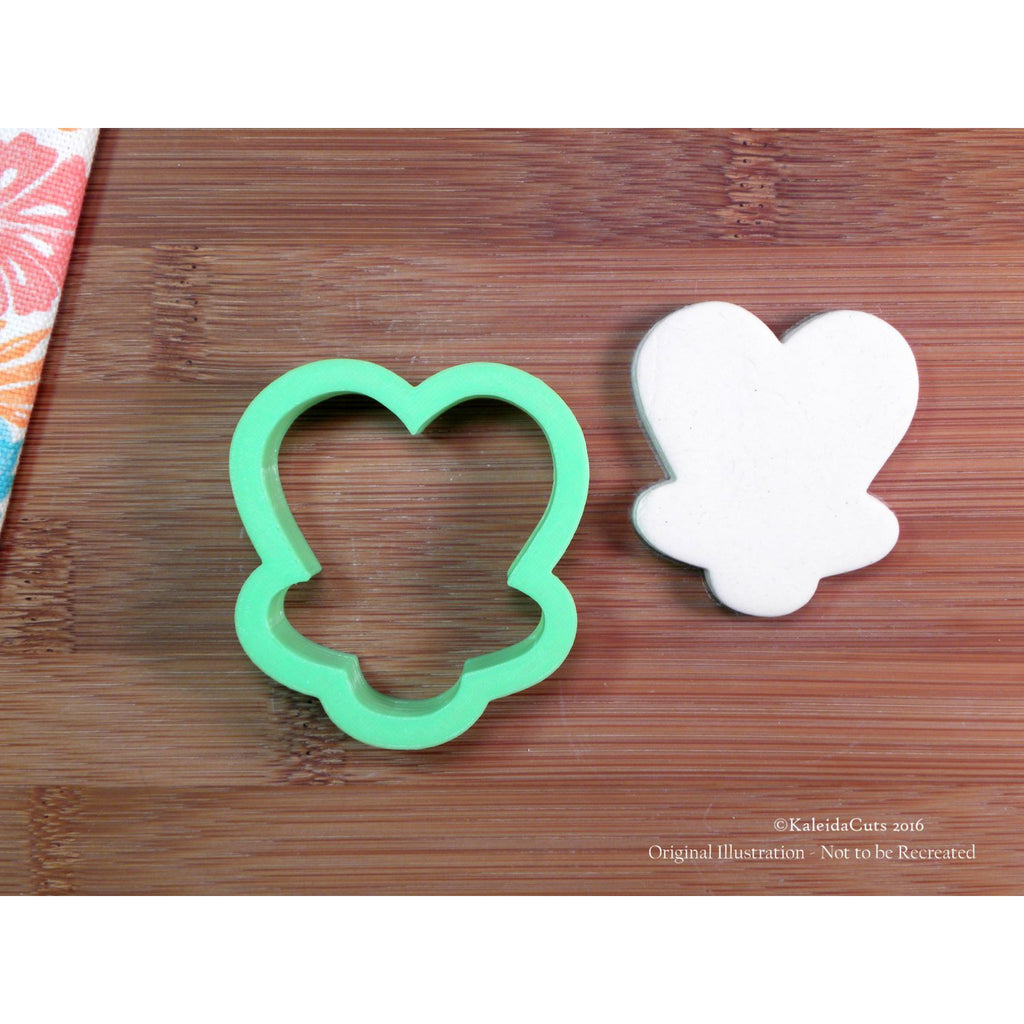 Heart Ring Pop Cookie Cutter