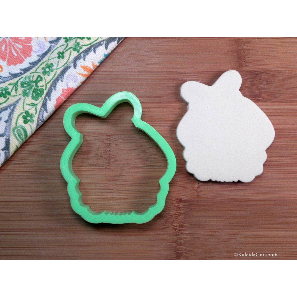 Girly Turkey Cookie Cutter