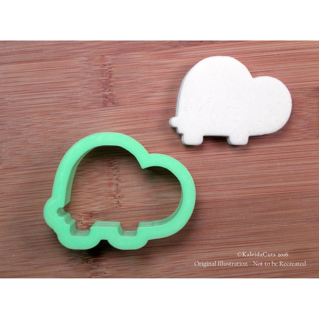 Chubby Turtle Cookie Cutter