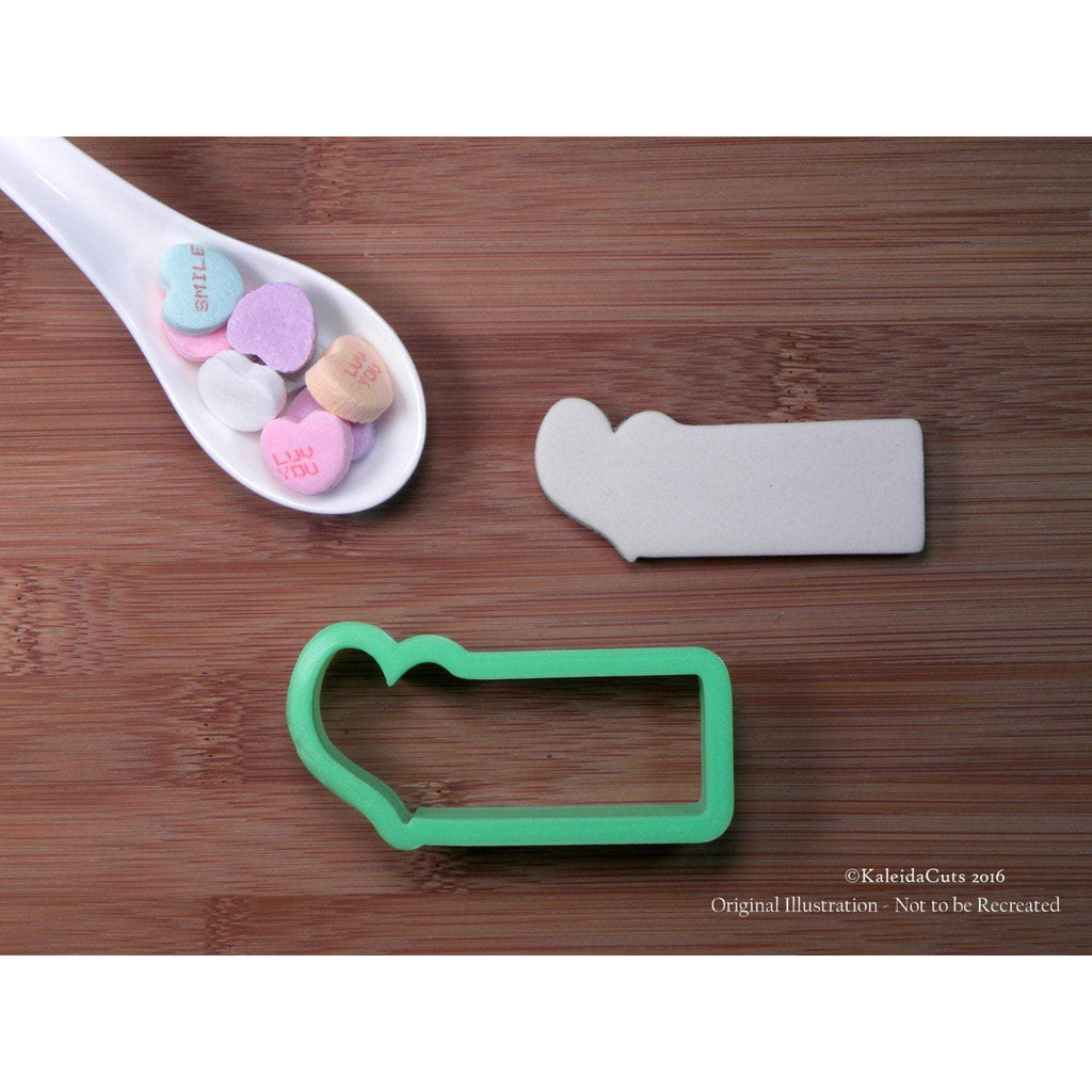 Heart Cookie Stick Cookie Cutter