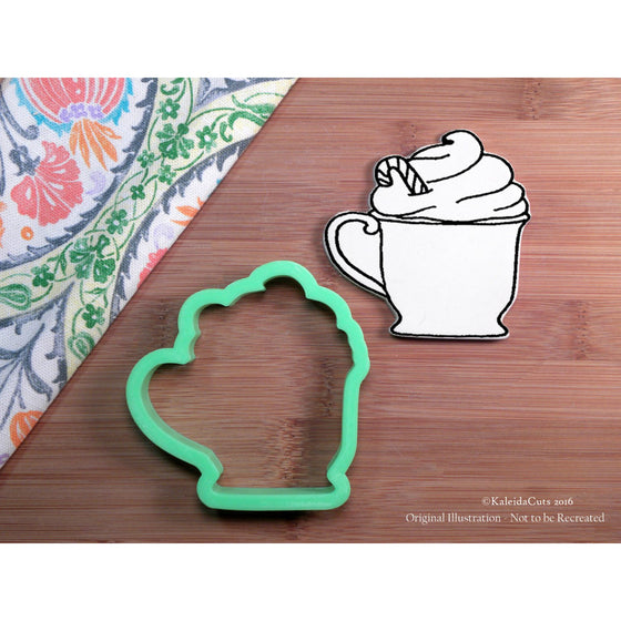 Holiday Latte Cookie Cutter