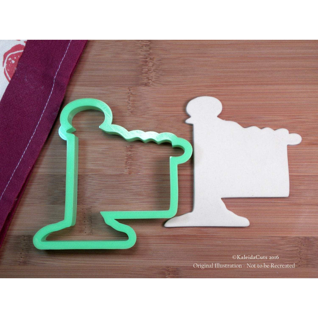 North Pole Cookie Cutter