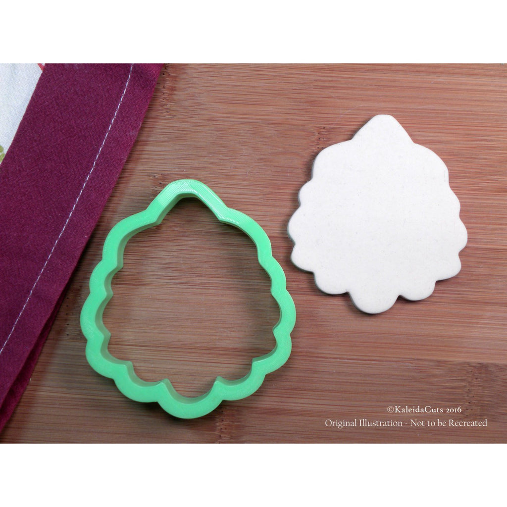 Pinecone Ornament Cookie Cutter