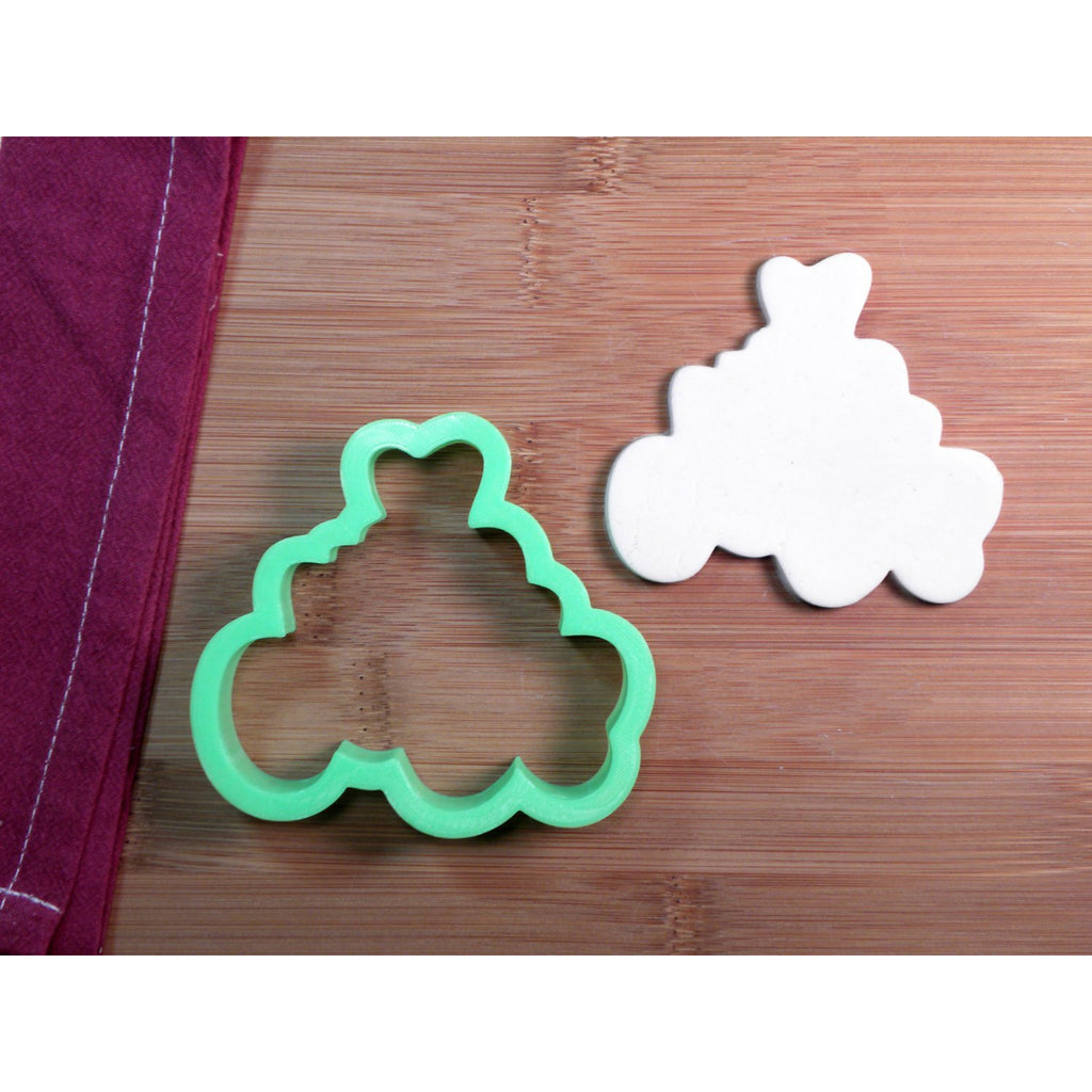 HoHo 1 Plaque Cookie Cutter