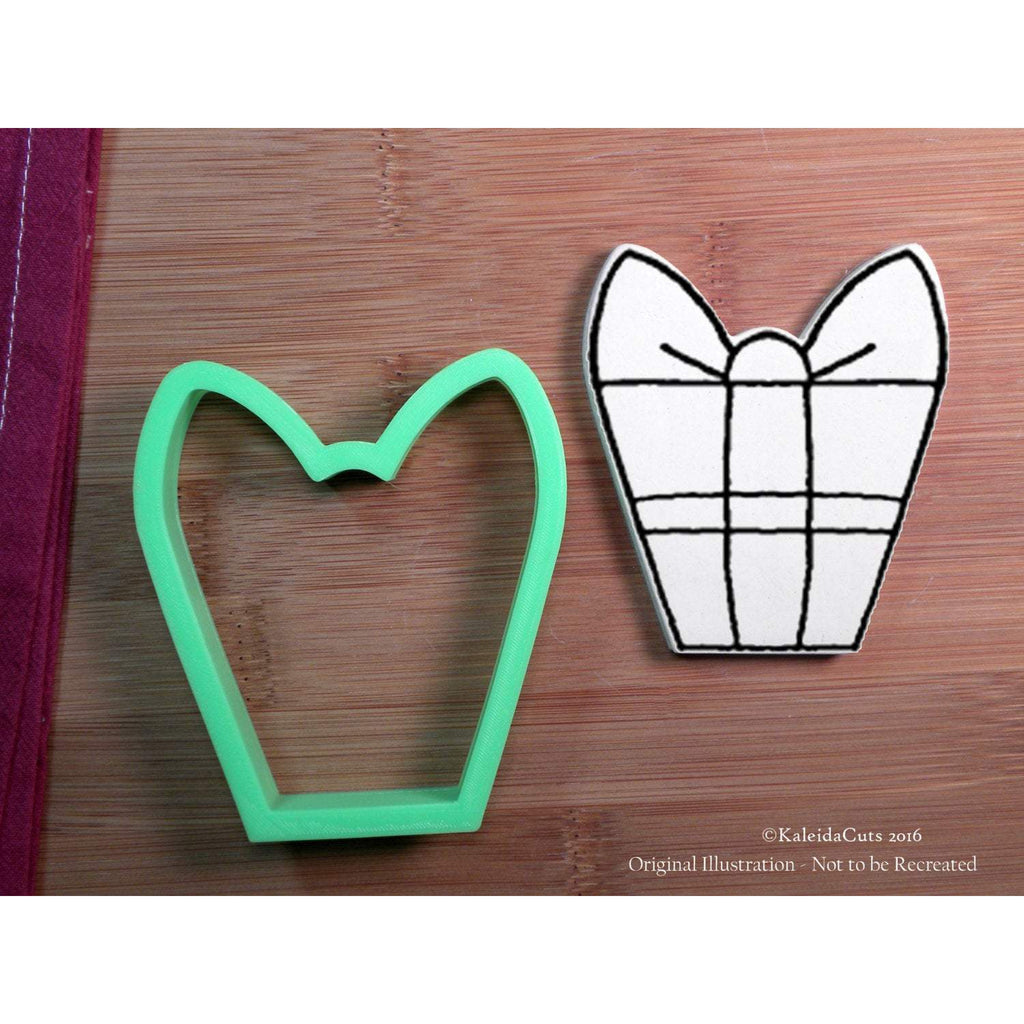 Present 2 Cookie Cutter