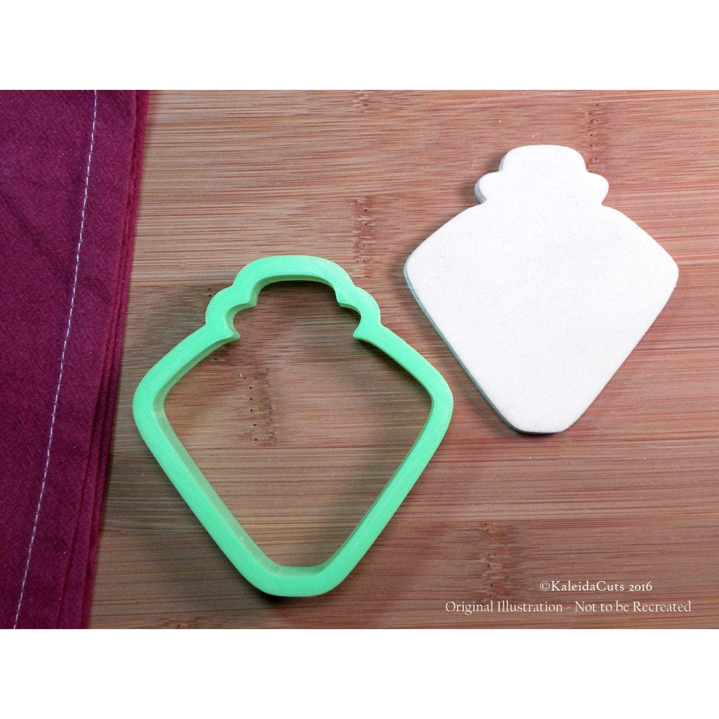 Jewell Ornament (Christmas Light) Cookie Cutter