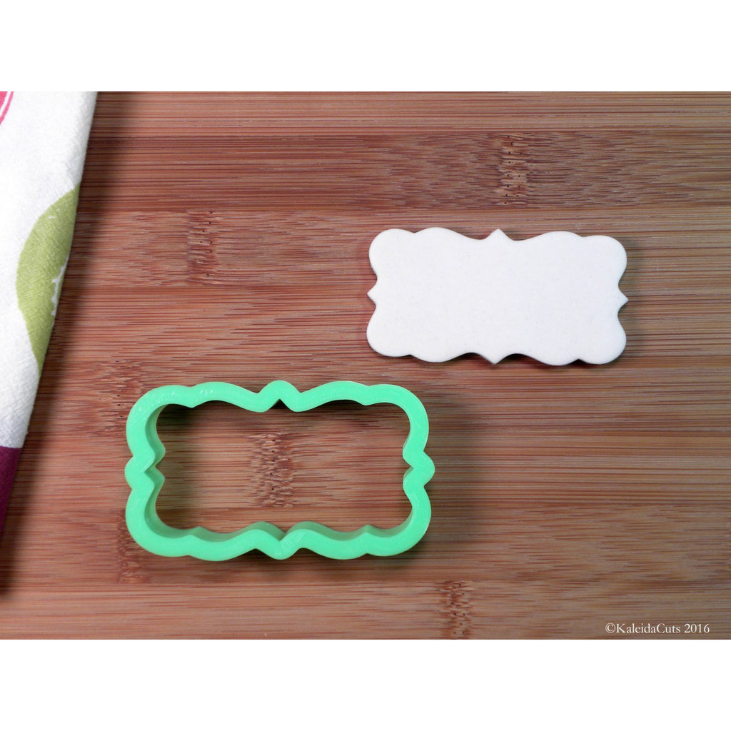 Heidi Plaque Cookie Cutter