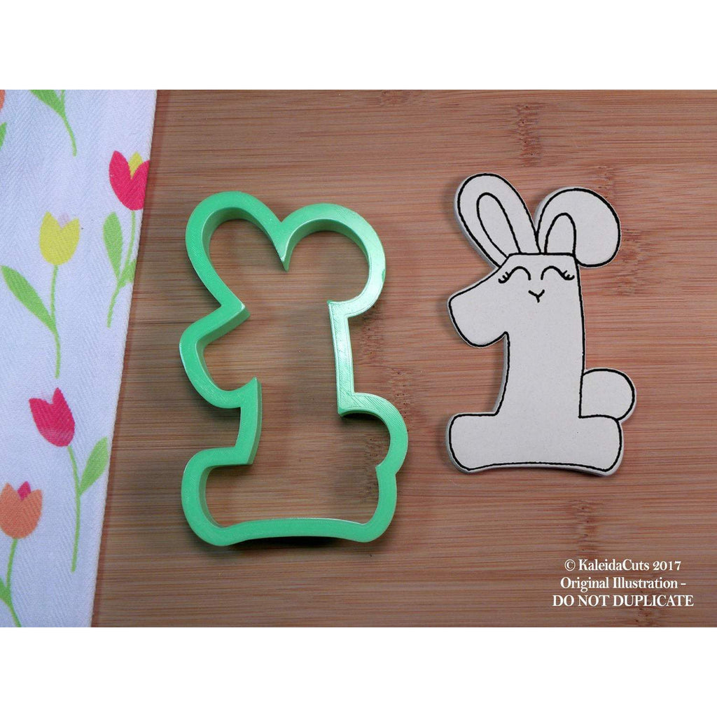 One Bunny Cookie Cutter