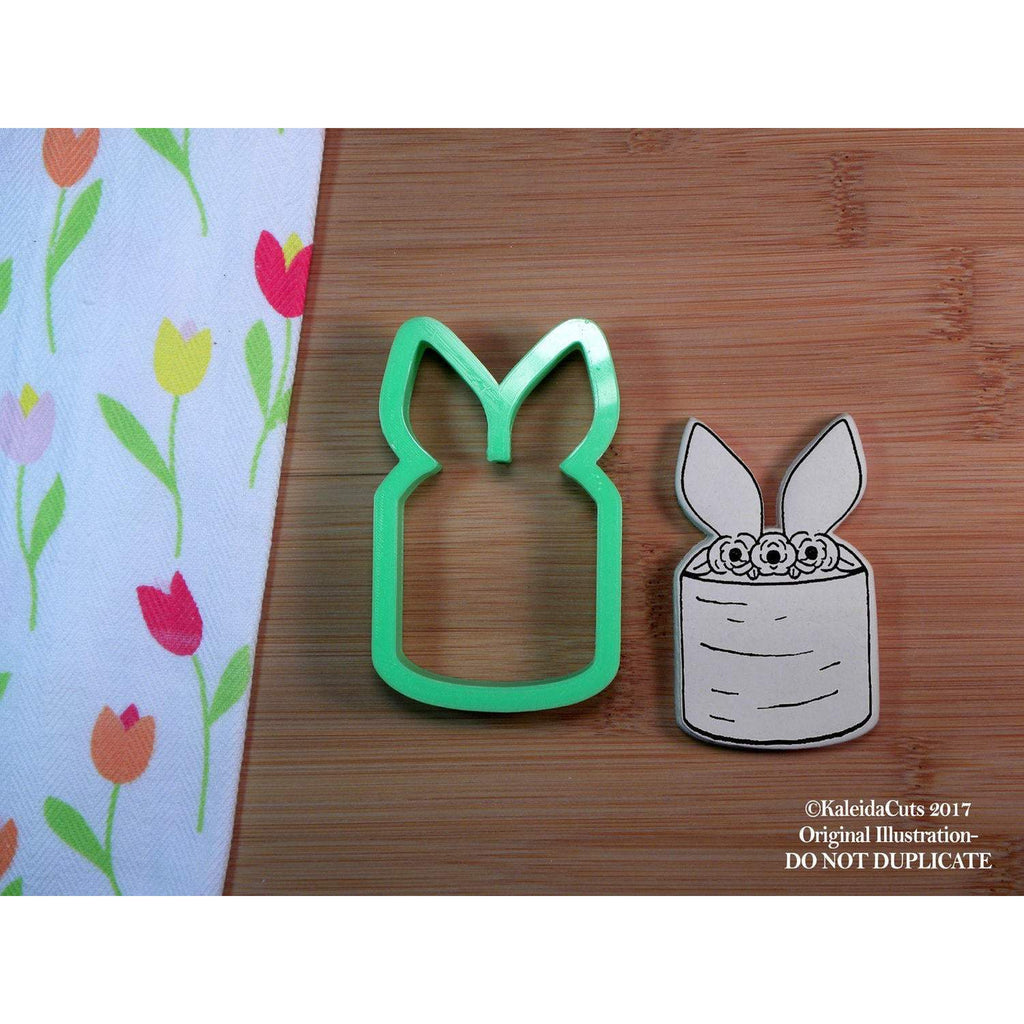 Bunny Ear Cake Cookie Cutter
