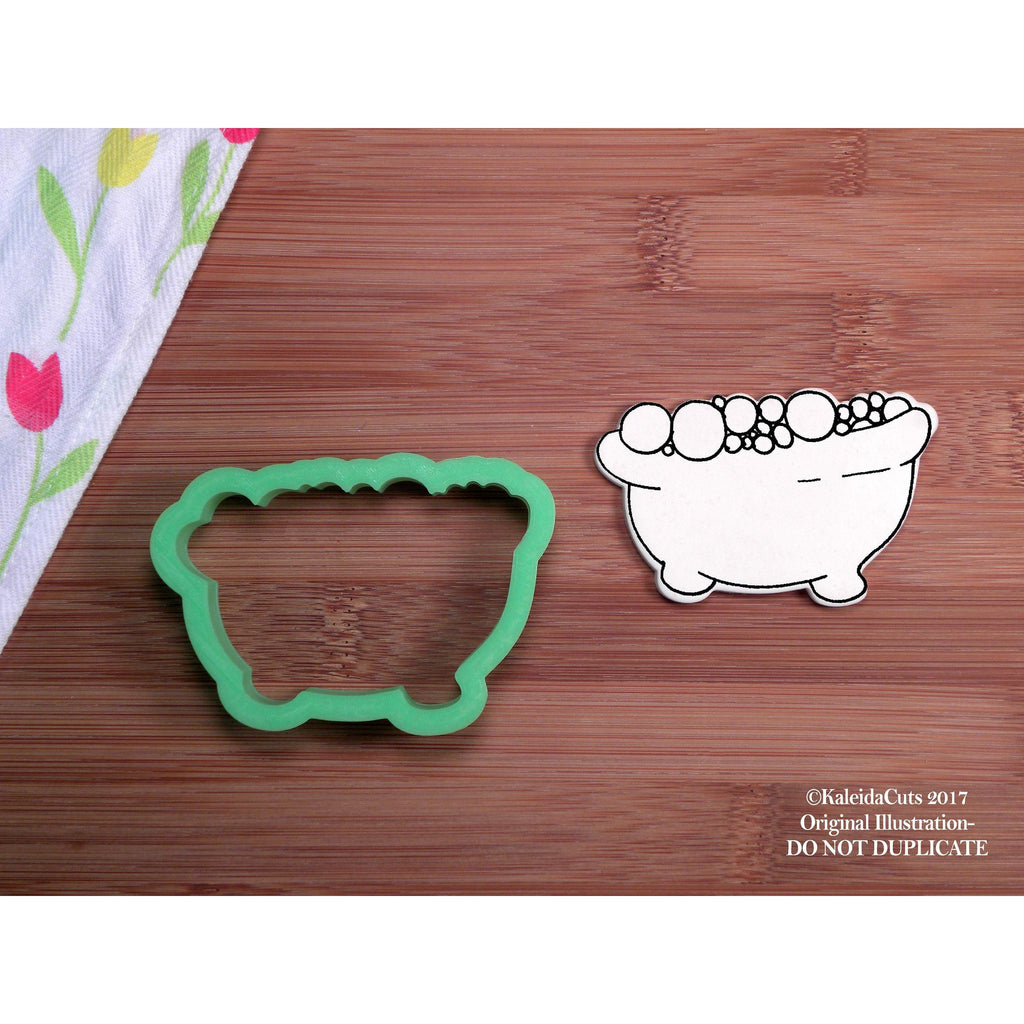 Bubble Bath Cookie Cutter