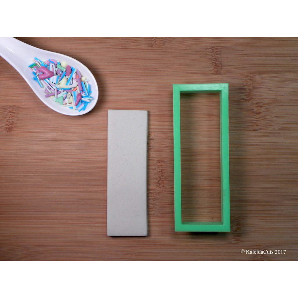 Skinny Rectangle Cookie Cutter