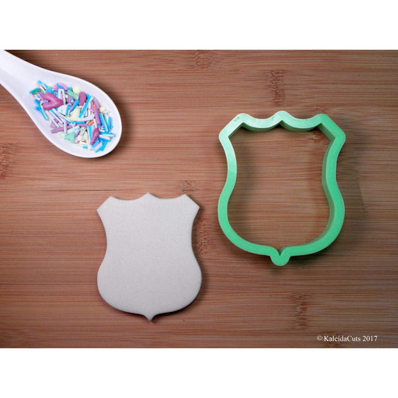 Shield Cookie Cutter