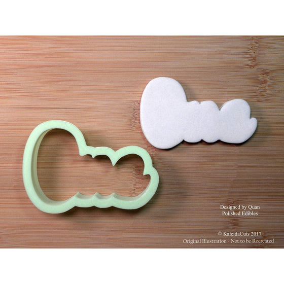 One Lettering Cookie Cutter