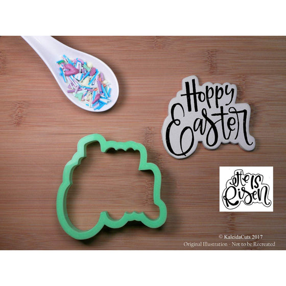 Hoppy Easter Cookie Cutter