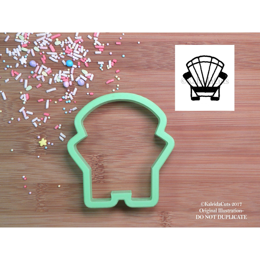 Adirondack Chair Cookie Cutter