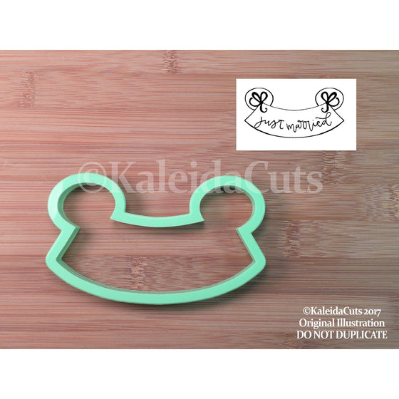 Hanging Banner Cookie Cutter