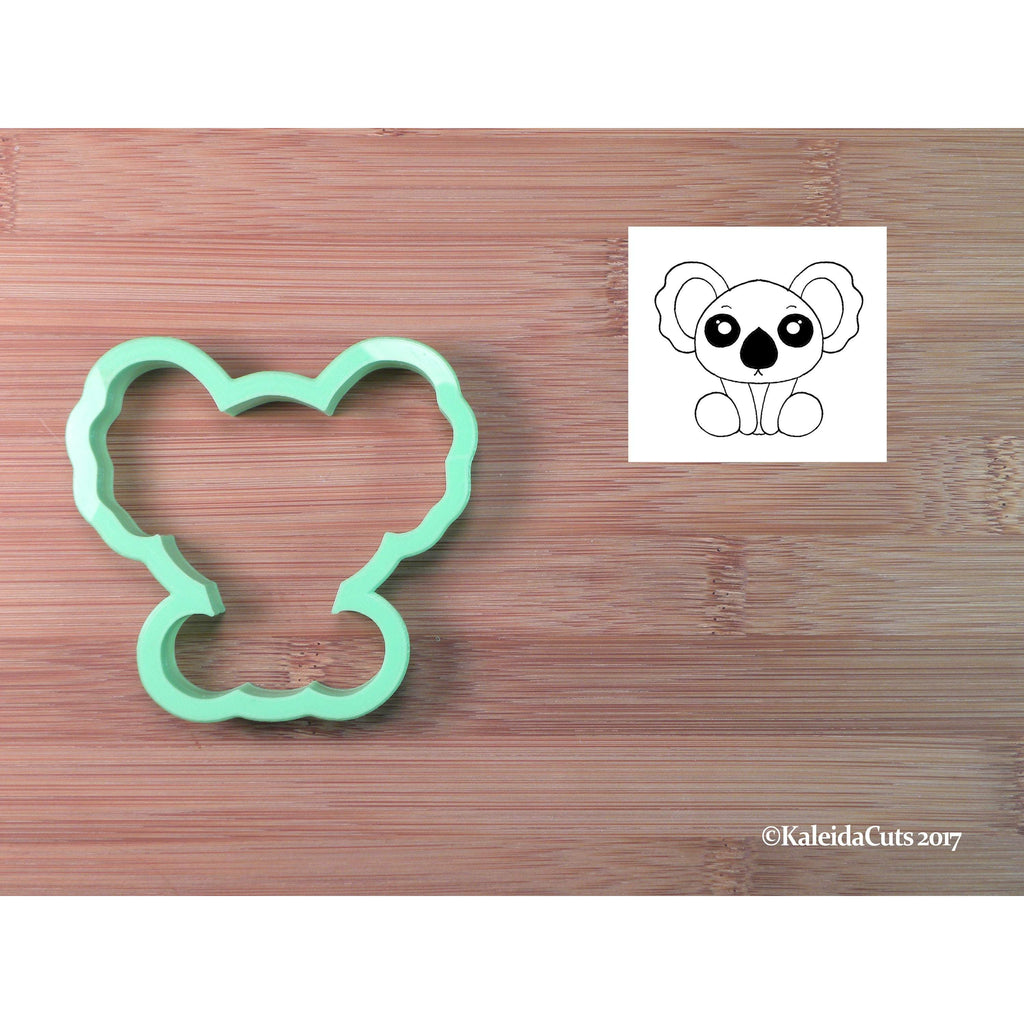 Sitting Koala Cookie Cutter