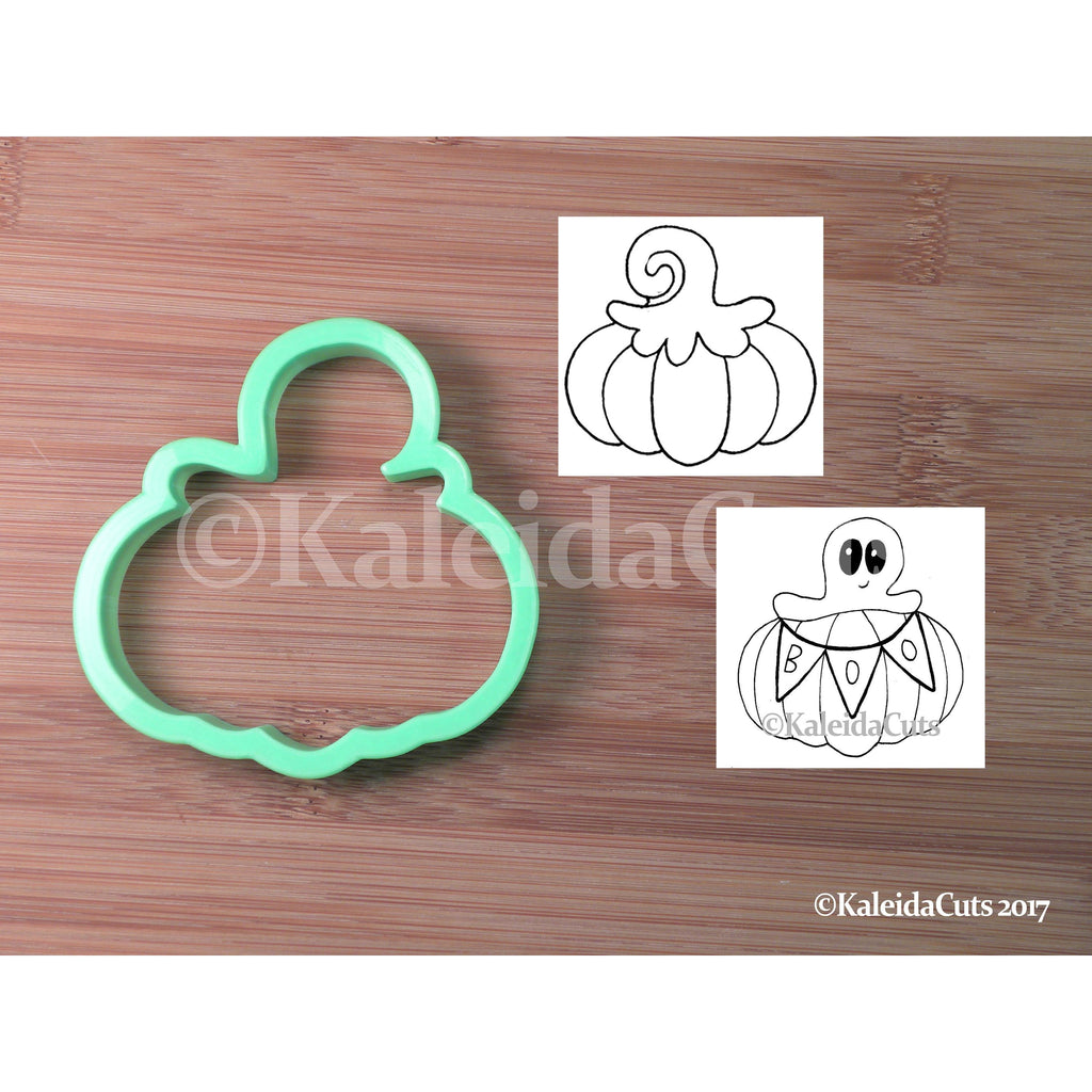 Whimsy Pumpkin Cookie Cutter
