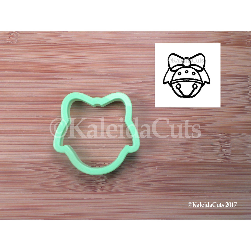 Jingle Bell Cookie Cutter