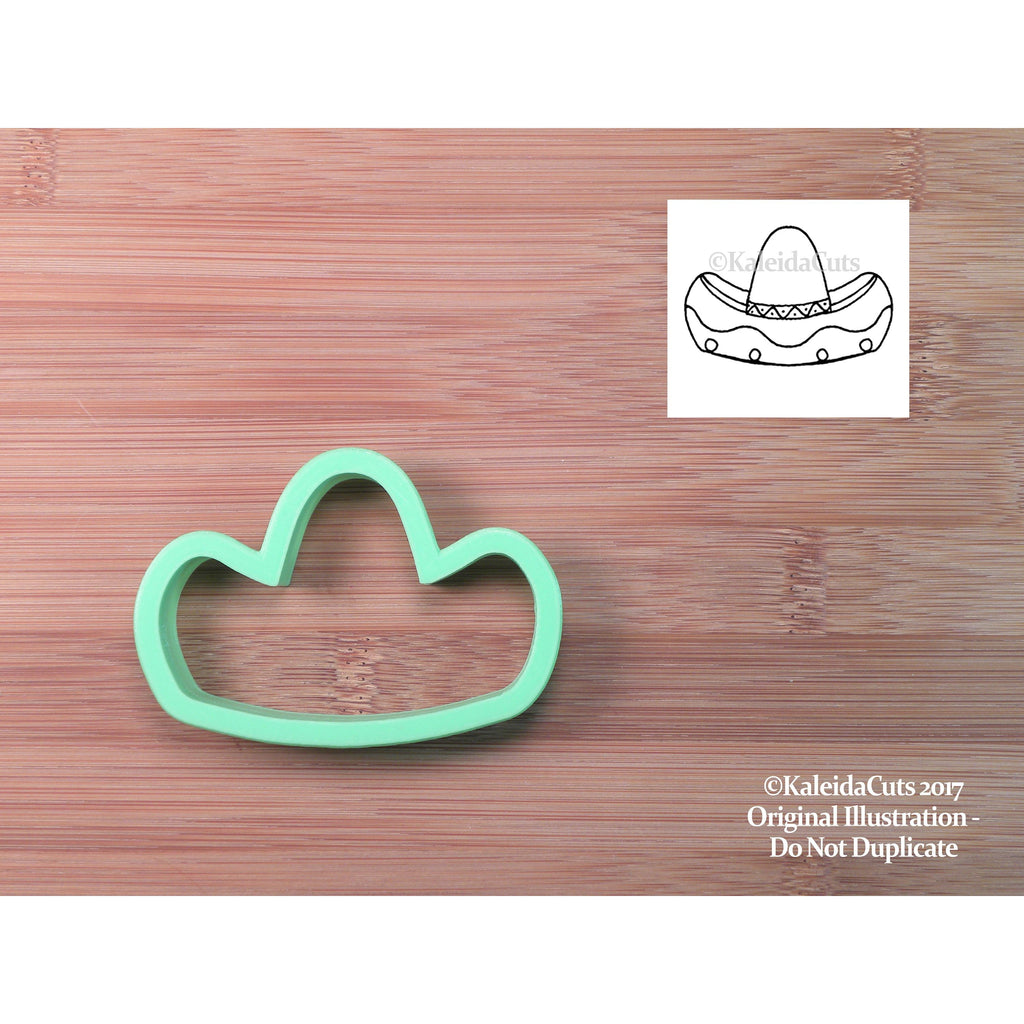 Sombrero Cookie Cutter