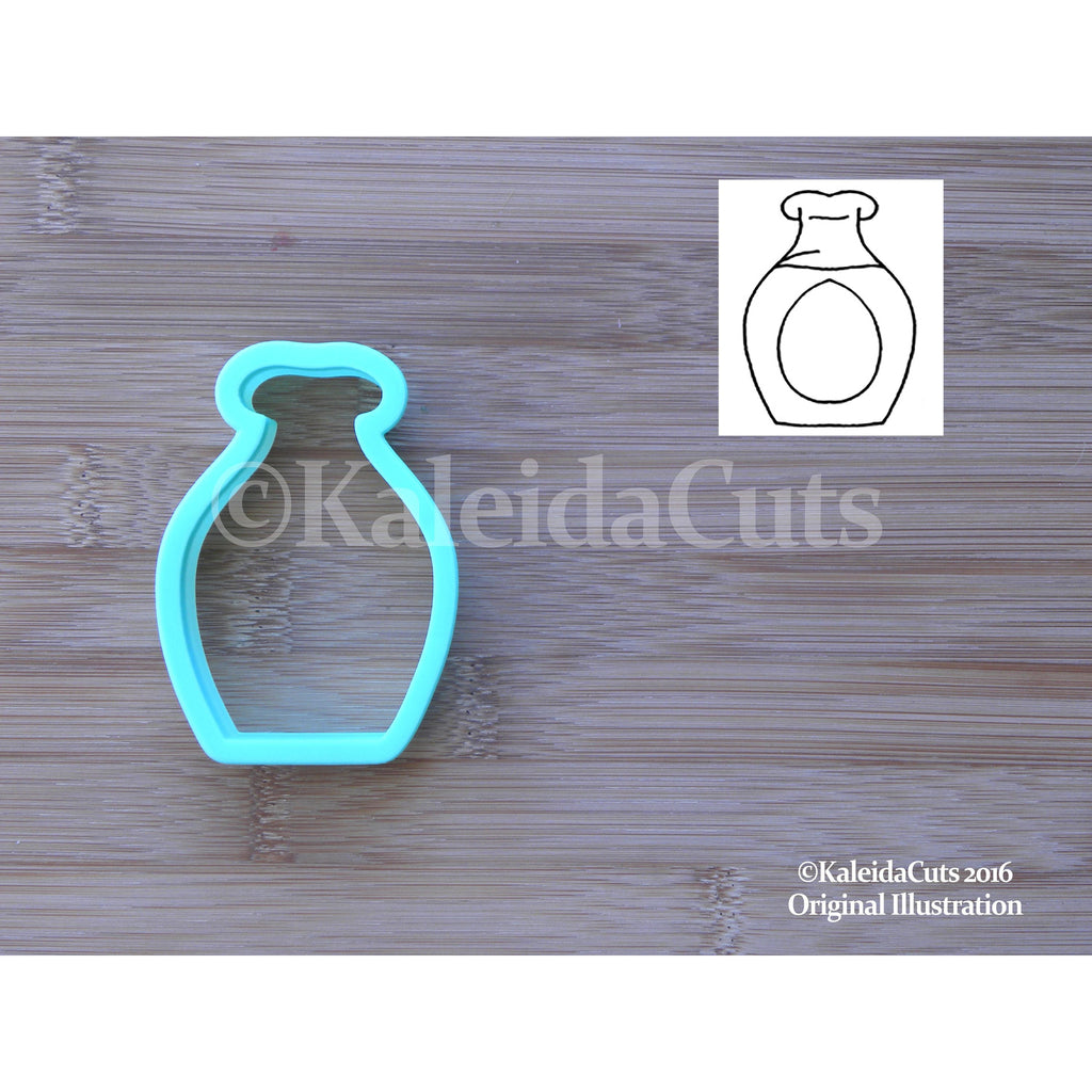 Milk Bottle Cookie Cutter