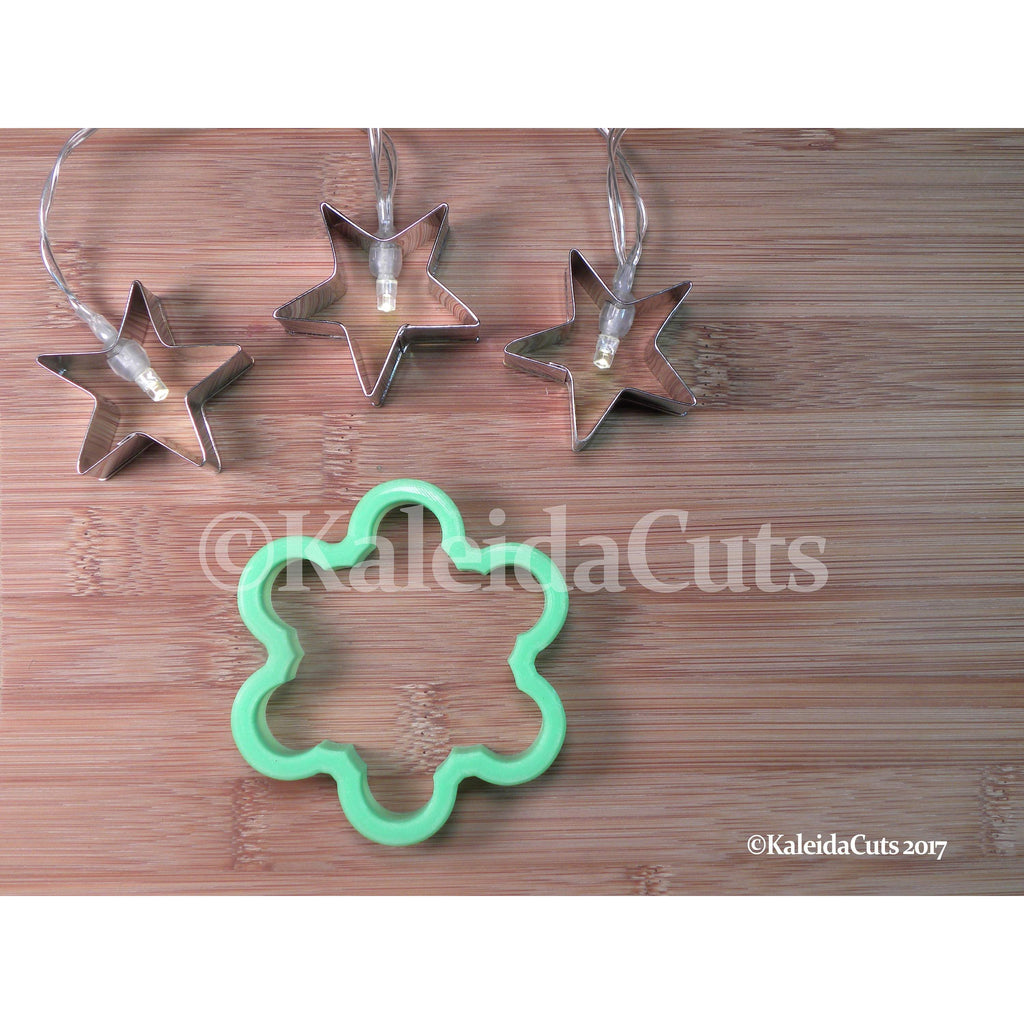 Snow Flake 2 Cookie Cutter